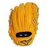 ミズノ(MIZUNO) 野球 軟式 少年 右投用 グローブ オールラウンド用:ナチュラル (1AJGY05040 47)