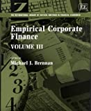 img - for Empirical Corporate Finance (The International Library of Critical Writings in Financial Economics series) book / textbook / text book