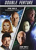 Star Trek Ix: Insurrection / Star Trek X: Nemesis [DVD] [Region 1] [US Import] [NTSC]