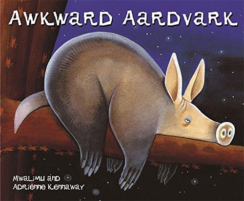 Aardvark gift