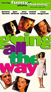 Going All the Way [VHS]