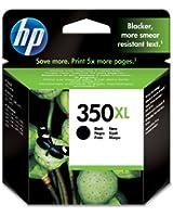 HP 350XL Cartouche d'encre d'origine Noir