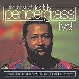 echange, troc Teddy Pendergrass - Best of Live