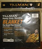 Tillman 596B Heavy Duty Welding Blanket - 6' X 6'