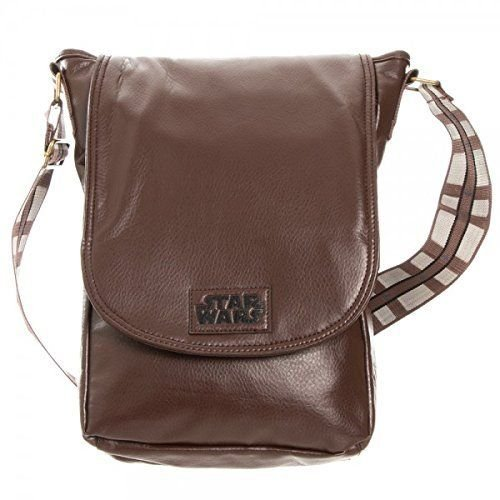 Star Wars Chewbacca Brown Mini Messenger Bag