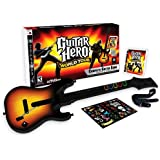 Guitar hero 4 : world tour - pack (jeu + guitare)