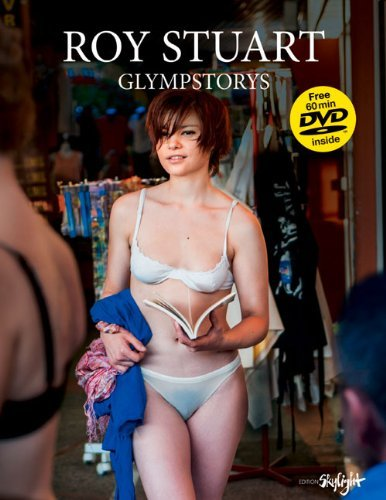 Glympstorys: Text in English, French & German. Including a free 60 Min. DVD by Roy Stuart (17-Jan-2014) Hardcover