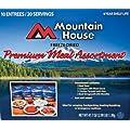 Mountain House Freeze Dried Meals, 47.7-Ounce