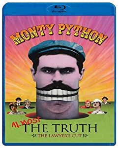 Monty Python: Almost the Truth: The Lawyer's Cut [Blu-ray]