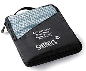 GELERT LARGE MICRO FIBRE TRAVEL/GYM/BACKPACK BATH TOWEL