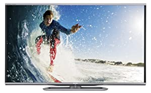 Sharp 60-Inch LE857 Class Aquos® Quattron 1080p 240Hz LED 3D HDTV