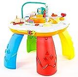 Spieltisch KP6337 Musikalisches Spielzenter Spieltisch mit...