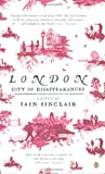 Book cover for London: City of Disappearances