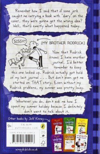 Diary of a Wimpy Kid  Rodrick Rules  Book 2 Diary Of A Wimpy Kid Rodrick Rules Book Pictures