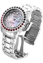Invicta 16866 Reserve 47mm Subaqua Noma II Automatic 4.55ctw Gem & Diamond Stainless Steel Bracelet Watch