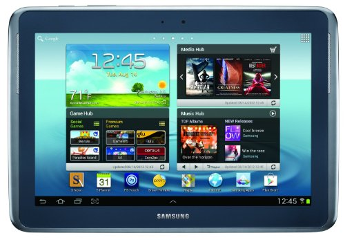 Samsung Galaxy Note 10.1 N8000 16GB 3G Android Tablet PC - Gray