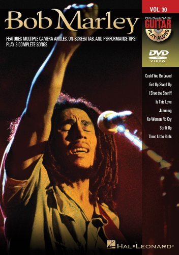 Cover art for  Bob Marley - Guitar Play-Along Dvd Volume 30