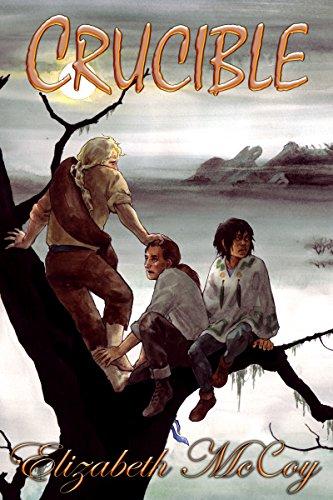 Elizabeth McCoy - Crucible (Alchemy's Heirs Book 2) (English Edition)