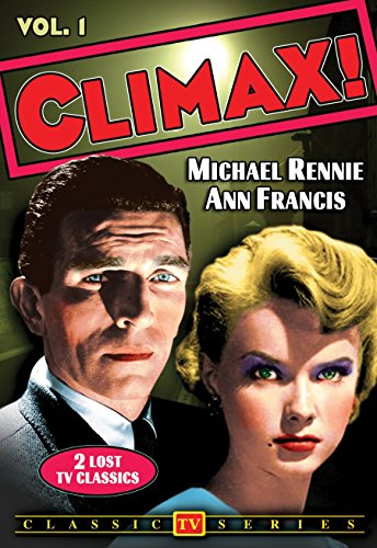 Climax! Volume 1 - The Volcano Seat/Scream in Silence