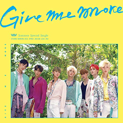 CD : VAV - Give Me More (summer Special Single)