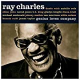 echange, troc Ray Charles, Van Morrison - Genius Loves Company