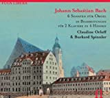 Claudine Orloff Bach: 6 Organ Sonatas arranged for 2 Pianos & 4 Hands