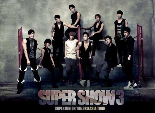3rd Asia Tour Concert Album: Super Show 3 (Super Show 3 compare prices)