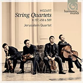 String Quartet no.4 in C major K.157: I. Allegro