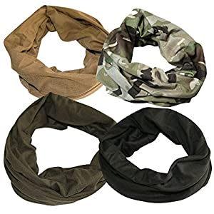 Viper Tactical Head Snood Balaclava Camo Head Wrap Airsoft Army Camouflage by Viper