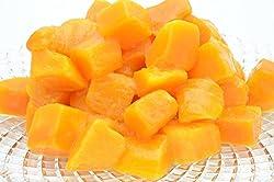 築地の王様 冷凍 マンゴー 1kg 500g×2パック 濃厚な甘さの本場タイ産のマンゴーをたっぷりと