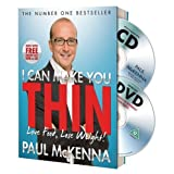 I Can Make You Thin - Love Food, Lose Weight: New Full Colour Edition (includes free DVD and CD)by Paul McKenna
