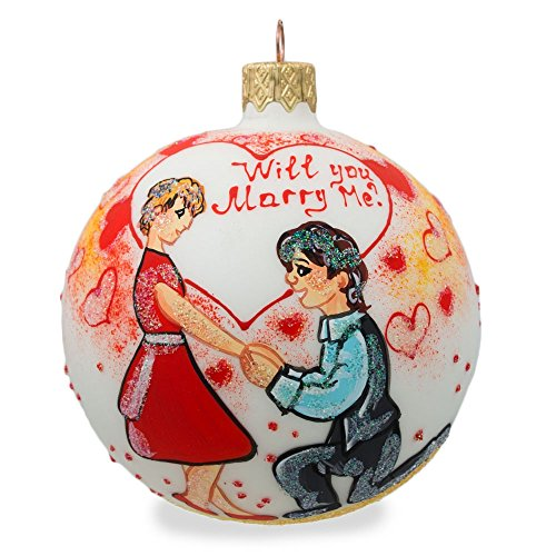 Lovely Engagement Christmas Tree Ornaments - It's ...