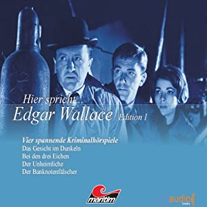 Edgar Wallace (Edition 1) Hörspiel