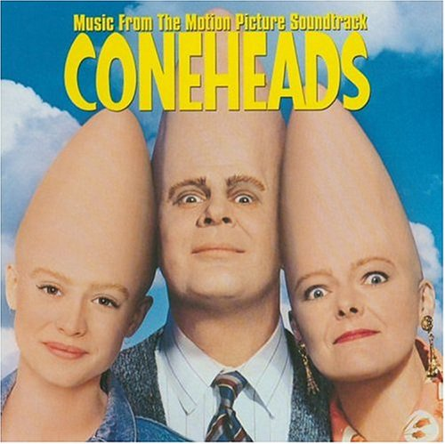 Original album cover of Coneheads: Music From The Motion Picture Soundtrack by Various