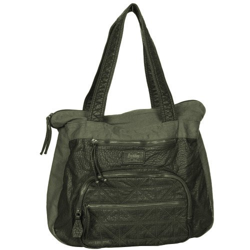 Billabong Easy Does It Juniors Shoulder Bag - Olive