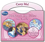Disney Girls Read Along Book and CD Carry Pack
