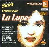echange, troc Karaoke - Latin Stars Karaoke: La Lupe