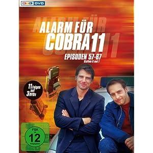 Alarm für Cobra 11 - die Autobahnpolizei: Staffel 6 & 7 [3 DVDs]