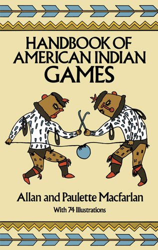 Handbook Of American Indian Games (Native American) front-923209