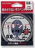 ユニチカ(UNITIKA) キャスライン エギングPEII 150m 0.8号