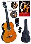Clifton 4/4 Konzert-Gitarre, Set mit...
