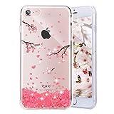 iPhone 7 (4.7 Zoll) Hülle, Ukayfe iPhone 7 Crystal Case