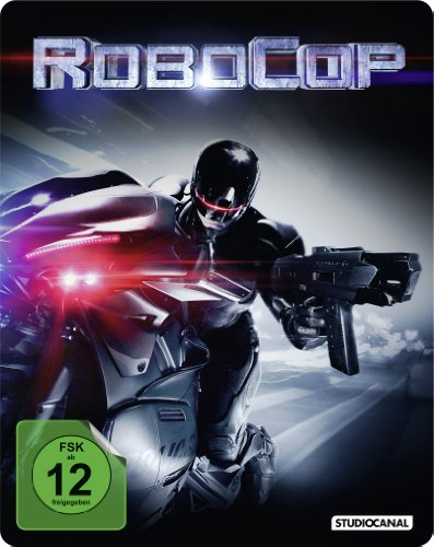 RoboCop (Steelbook) [Blu-ray] [Limited Edition]