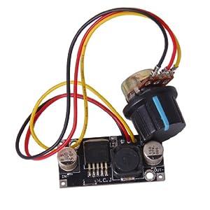 Small Dc Motor Speed Control Board Electronics