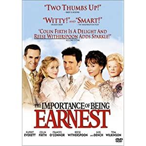 Amazon.com: The Importance of Being Earnest: Rupert Everett, Colin ...