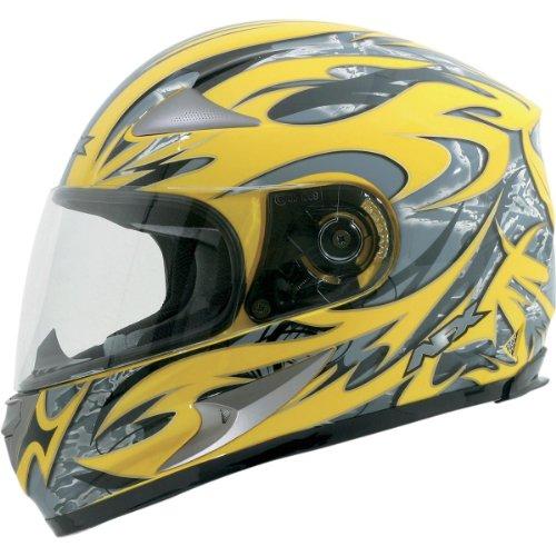 AFX FX-90 Species Full Face Helmet Yellow XL/X-Large