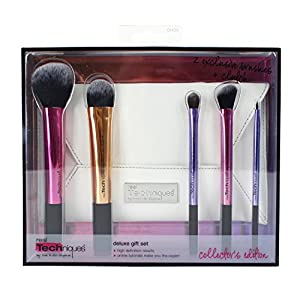 Real Techniques Limited Edition Deluxe Gift Set, 0.96 Ounce