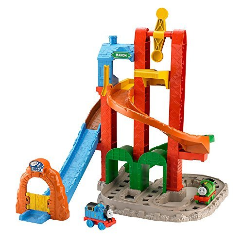 Fisher-Price My First Thomas The Train Twisting Tower Tracks