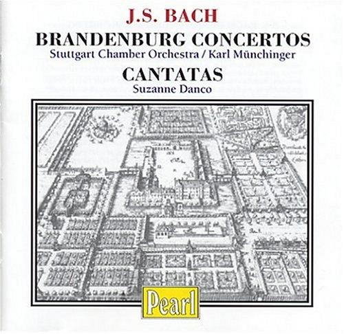 Concertos Brandebourgeois Nos. 1 À 6 Bwv 1046 À 1051