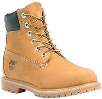 Hot Sale Timberland Women's 6-Inch Premium Boot,Wheat,8 M US